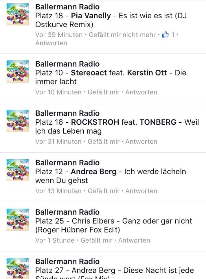 ballermanncharts